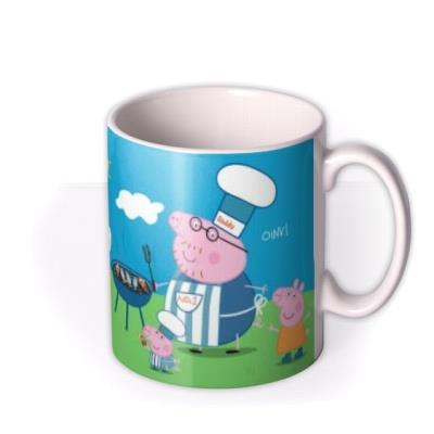 Peppa Pig Mug - Daddy's Mug