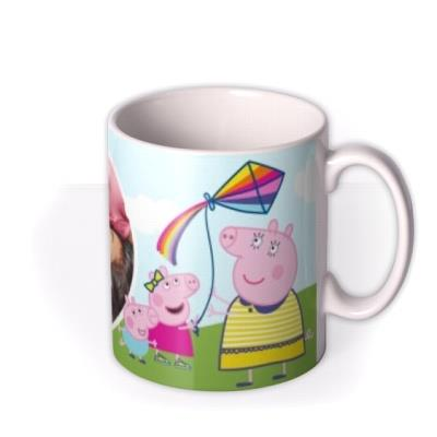 Peppa Pig Best Mummy In The World! Photo Upload Mother's Day Mug