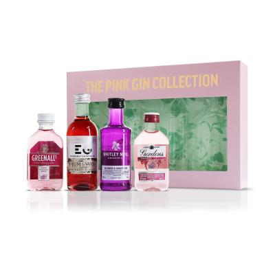 The Pink Gin 5cl Miniatures Collection