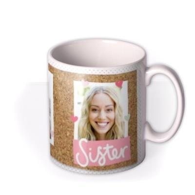 Sister Mug - Photo Upload