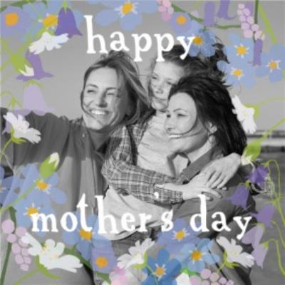 Photo Upload Mother's Day Card