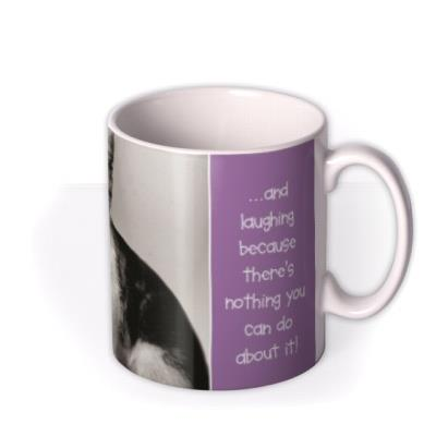 Mother's Day Fab Mum Personalised Mug