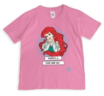 Disney Princess Little Mermaid Ariel Good Hair Day T-Shirt