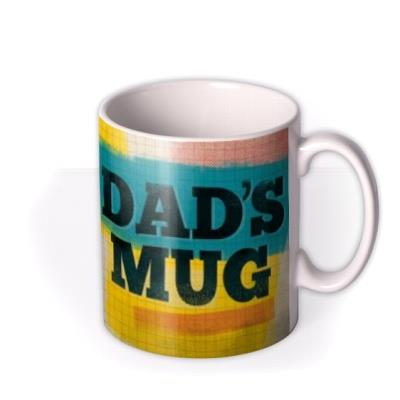 Dad's Mug - Photo Upload