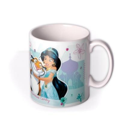 Disney Princess Jasmine Photo Upload Mug