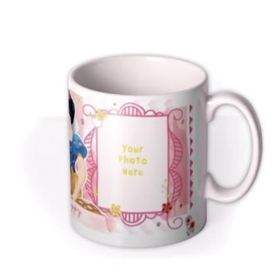 Disney Princess Snow White Photo Upload Mug