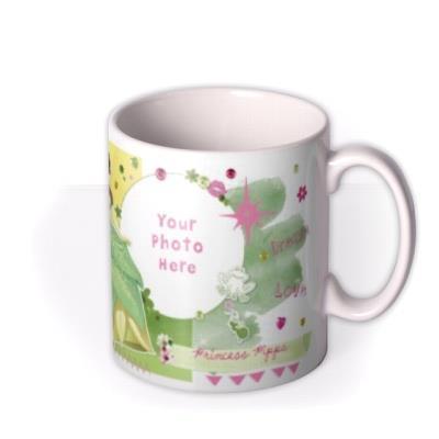 Disney Princess Tiana Photo Upload Mug