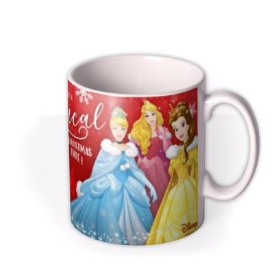 Disney Princess Have A Magical Christmas Photo Mug