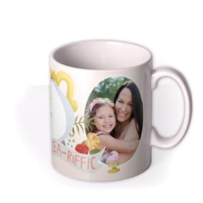 Mother's Day mug - Disney - Beauty and the Beast - Chip - Photo upload
