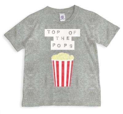 Top of The Pops Personalised T-shirt