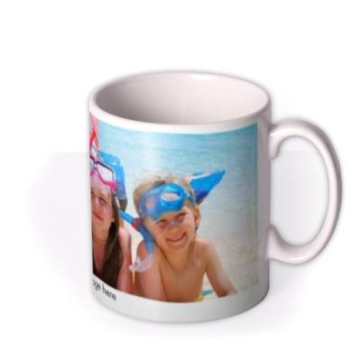 Full Size Photo Upload Mug
