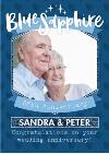 Sapphire 65Th Anniversary Personalised Card