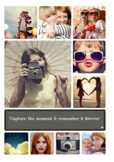 Birthday Card - Photo Card