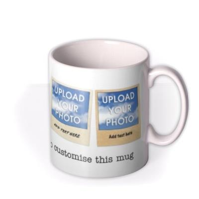 Photo Upload Mug
