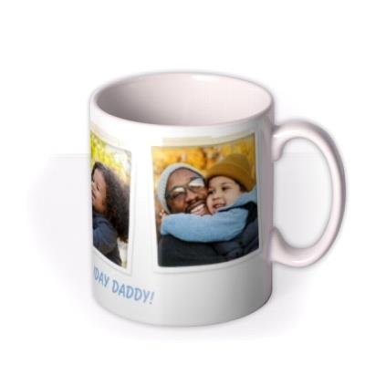 Photo upload mug - mug for dad - daddy's mug