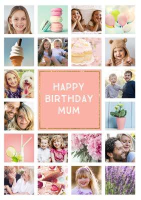 Mum Birthday Cards