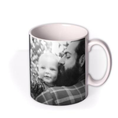 Father's Day The Daddy Photo Upload Mug