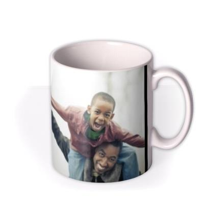 Father's Day #1 Dad Photo Upload Mug