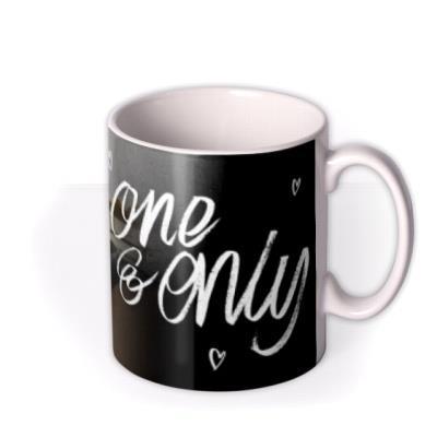 Valentine's Day One & Only Photo Upload Mug