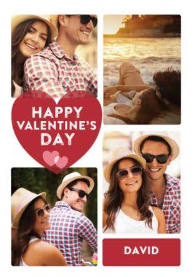 Photo Valentine's Day Card
