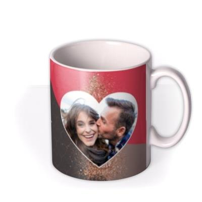 Happy Valentine's - Photo Upload Mug