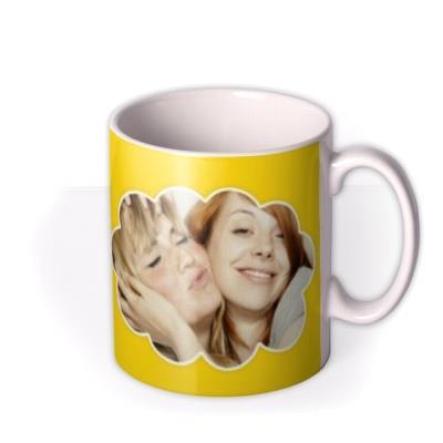 Solves Everything Photo Upload Mug