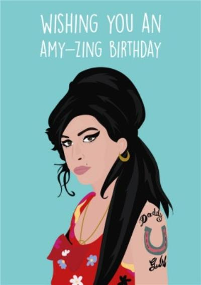 Modern Funny Amazing Birthday Card
