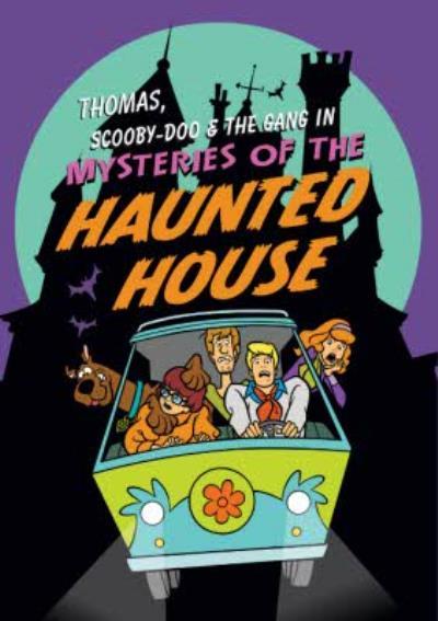 Scooby Doo Personalised Halloween Card