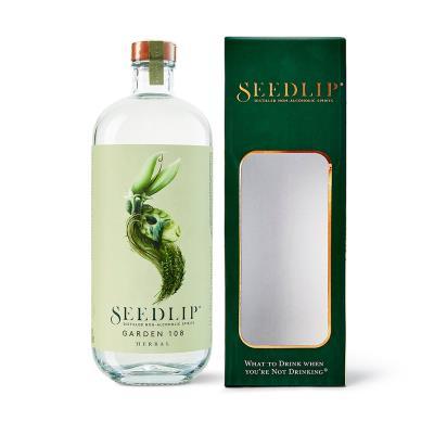 Seedlip Garden 108 Non-Alcoholic Gift Box
