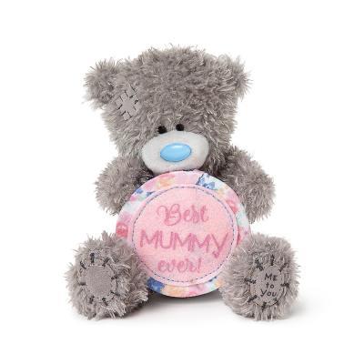 Tatty Teddy Best Mummy Ever 11cm