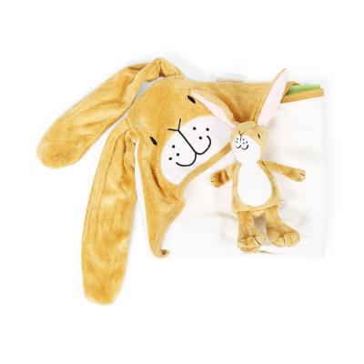 Guess How Much I Love You Toy & Cuddle Robe Gift Set