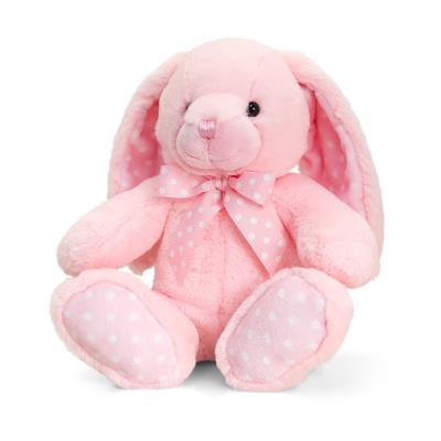 Baby Pink Rabbit Soft Toy 25cm