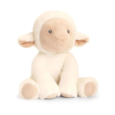 Cute Lullaby Lamb Soft Toy 25cm