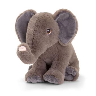 Cute Elephant Soft Toy 25cm