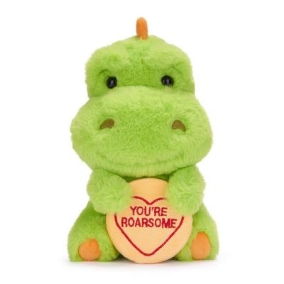 Love Hearts You're Roarsome Soft Toy