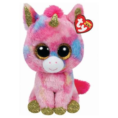 Ty Beanie Boo Buddy Fantasia the Unicorn 24cm