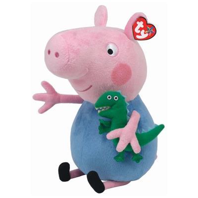 Ty Peppa Pig George Soft Toy 23cm