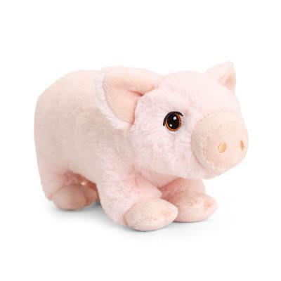Cute Pig Soft Toy 18cm