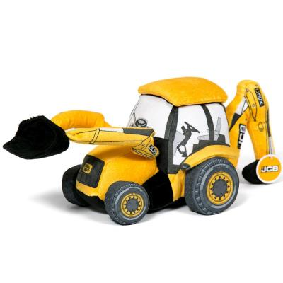 JCB Digger Soft Toy 15cm