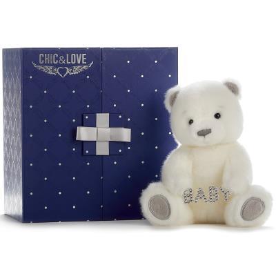 Swarovski Crystal Baby Bear Large 22cm