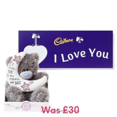 Tatty Teddy & Cadbury Chocolate Gift Set