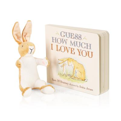 Guess How Much I Love You Book & Plush Set