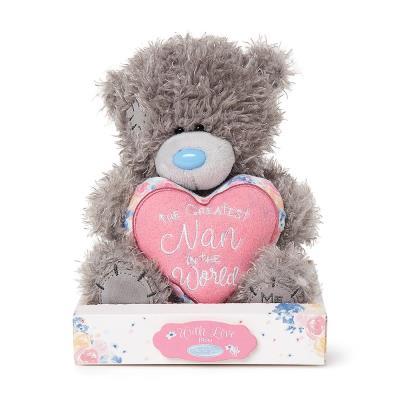 Me To You Tatty Teddy Best Nan Soft Toy 16cm
