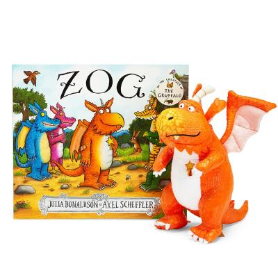 Zog Book & Soft Dragon Toy Gift Set