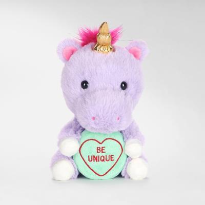 Be Unique Unicorn Plush 22cm