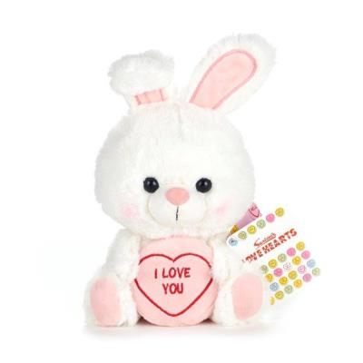I Love You Bunny Plush