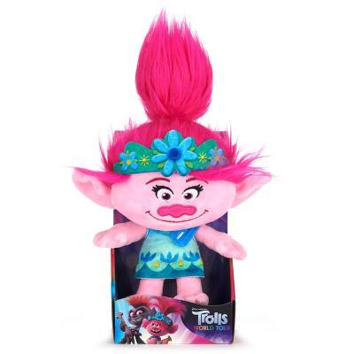 Trolls 2 Poppy Soft Toy 25cm