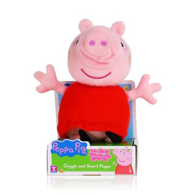 Peppa Pig Giggle & Snort Peppa 21cm