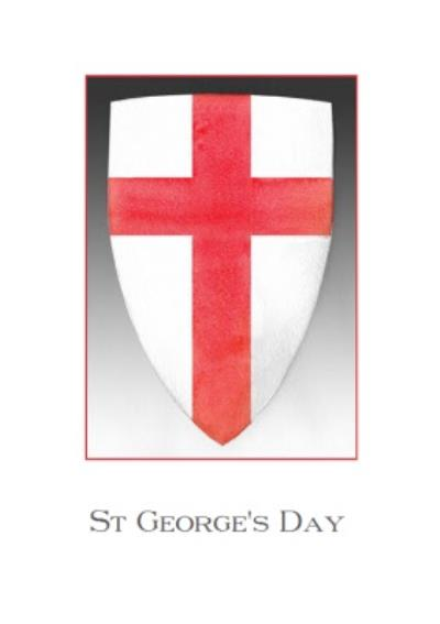 Saint George's Day Card