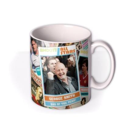 Father's Day Shoot Magazine Sticker Photo Upload Mug